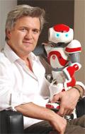 Aldebaran Robotics Nao Robocup 01