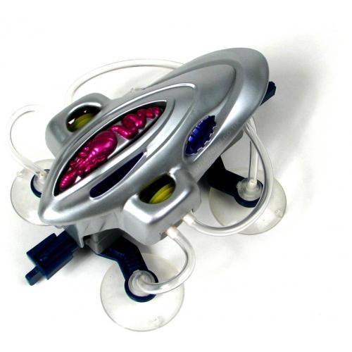 Climb@tron - le Robot Grimpeur de Vitres - Brainizord