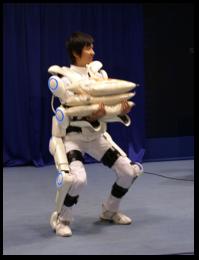 Cyberdyne Suit