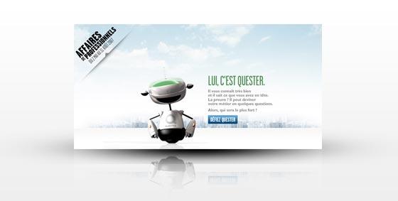 Quester Robot Devin Peugeot #1
