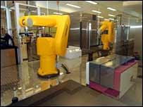 Bras Robotique