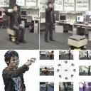 Robot Commande Gestes #1