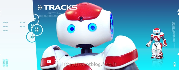Tracks Robots-Lovers #1