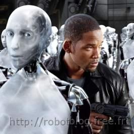 I Robot Film #1