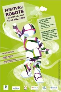 Festival Mantes-La-Jolie Robots 2008 #1