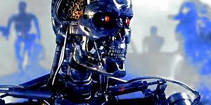 Terminator 4 Robot #1