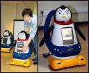 Pomi Robot Pingouin #1