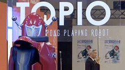 Topio Robot PingPong #1