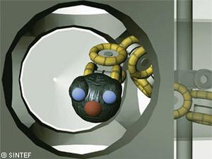 Sintef Robot Serpent #1