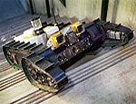Robot Armée Wiimote #1