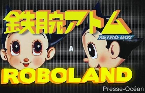 AstroBoy à RoboLand - CanalPlus #2