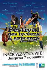 Festival Lyceens Aquitaine 2009 Projet Robot Monnet #1