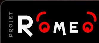 Projet Romeo - Logo #1