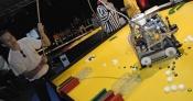 Festival Robotix's Pass 2009 Table de Trophées