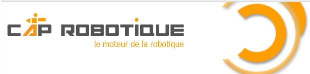 Cap Robotique - Pole Competitivite - Cap-Digital #1