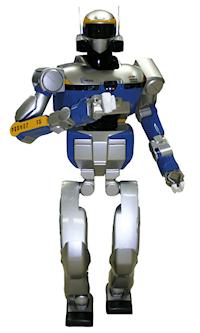 Journée Nationale Robots Humanoïdes 2009 #1