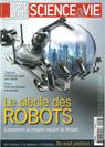 Magazine Science-et-Vie Hors-Série Spécial Robots Robotique No 247 Couverture #1