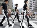 Cyberdyne Robot Assistance HAL - Dans Les Rues de Tokyo #1