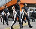 Cyberdyne Robot Assistance HAL - Dans Les Rues de Tokyo #3
