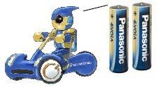 Evolta Robot Panasonic - 24h du Mans #1