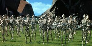 Robots Soldats #1