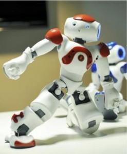 Aldebaran Robotics - Robot Nao - Journal 20 Minutes #1