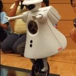 Murata - Seiko-Chan - Robot Unicycle #1