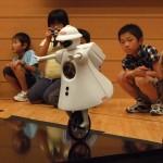 Murata - Seiko-Chan - Robot Unicycle #4