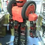 Omnizero.9 - Robot Humanoide #2