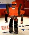 Omnizero.9 - Robot Humanoide small #1