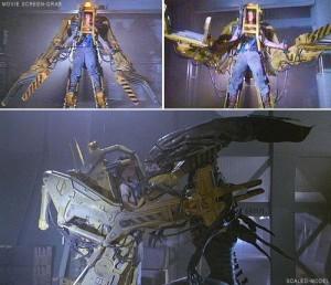 Power-Loader - Exosquelette - Aliens Film #3