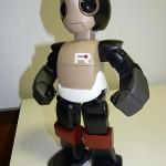 Ropid - Robot qui court et saute #1