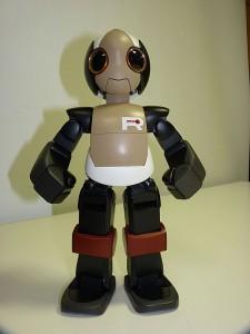 Ropid - Robot qui court et saute #2