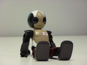 Ropid - Robot qui court et saute #7