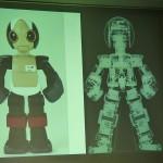 Ropid - Robot qui court et saute #9