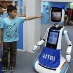 Roppie - Robot d' Assistance Domestique - ITRI #2