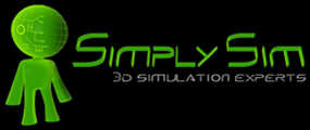 SimplySim - Simulation Robotique - Logo - #1