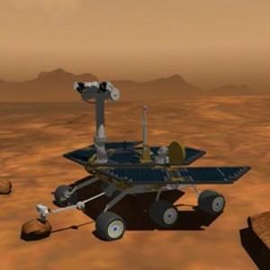 SimplySim Robotique - Projet Mars Rover Simulé