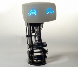 Aida - Robot de compagnie pour automobile #2