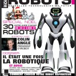 Planète-Robots - Couverture du Magazine N°1 #1
