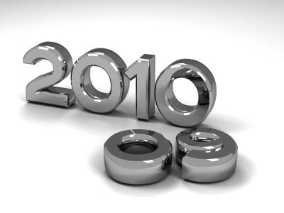 Excellente Année 2010 sur RobotBlog
