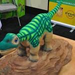 Pleo Robot Dinosaure au CES 2010 #4
