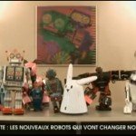 Robots - M6 - Emission 100%Mag - Janvier 2010 #1