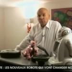 Robots - M6 - Emission 100%Mag - Janvier 2010 #2