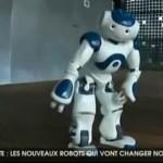 Robots - M6 - Emission 100%Mag - Janvier 2010 #3