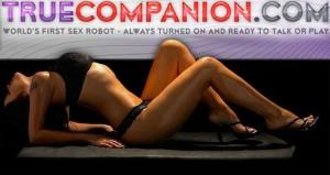 Roxxxy - Poupée Robot Sexuel - True Companion #1