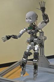 Robot Enfant ICub - Au 3ème Robot Wednesday #1