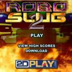 Robo Slug 2 - Jeu Flash #1