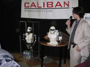 Caprica 2010 - Evènement Robotique et Robots #1