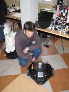 Caprica 2010 - Evènement Robotique et Robots #4